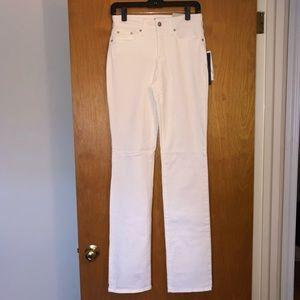 NYDJ White Jeans Size 4
